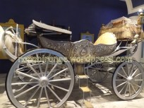 Silver Chariot of the royalty